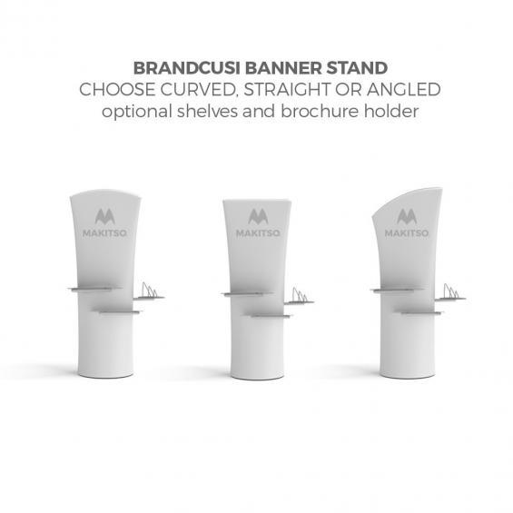 FabTex 360 banner stand