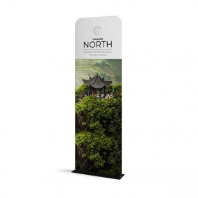 FabTex banner stand tension fabric display 36 116