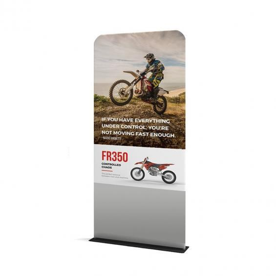 FabTex banner stand tension fabric display 48 116