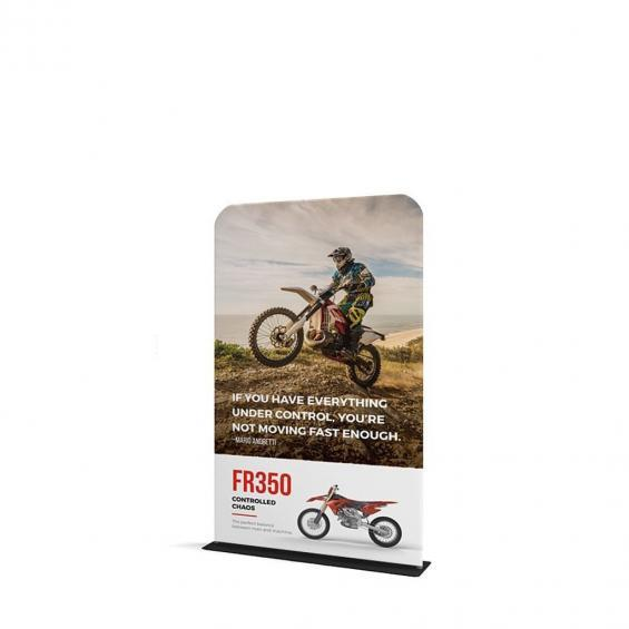 FabTex banner stand tension fabric display 48 60
