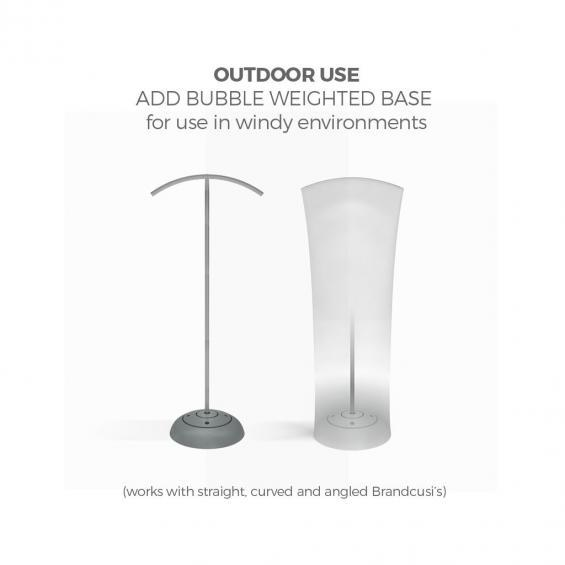 Fabtex Banner Stand 360 Curved brcr 06