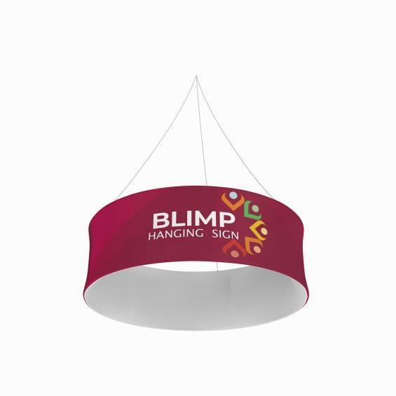 FabTex Blimp Tube Hanging Sign