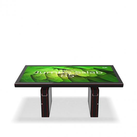 iD sslab jumbo pro digital signage table 4k c