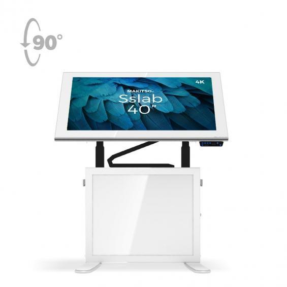 iD sslab pro digital signage kiosk 4k 40 w