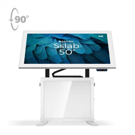 iD sslab pro digital signage kiosk 4k 50 w