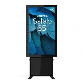 iD sslab pro digital signage kiosk 4k 65 b5