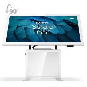 iD sslab pro digital signage kiosk 4k 65 w