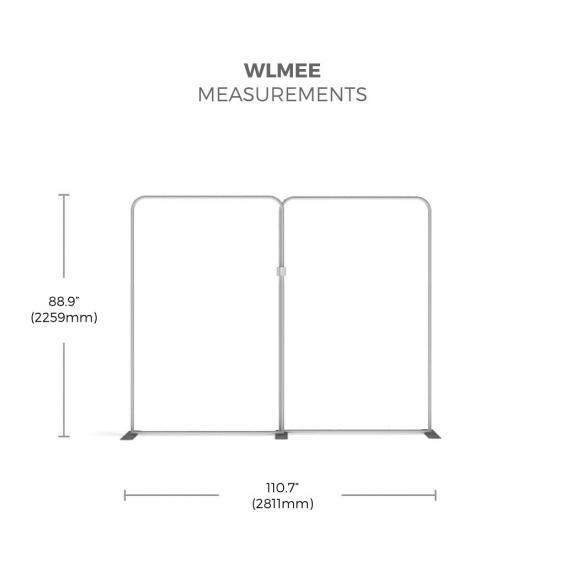 FabTex Exhibition Stand Kit 3m wlmee kit framework