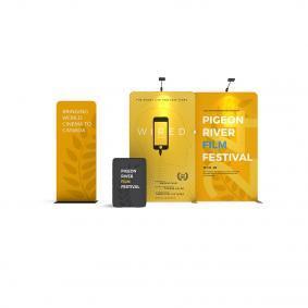 FabTex Exhibition Stand Kit 3m wlmkk 5