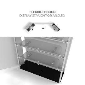 FabTex Retail merchandiser pop up store display flexible