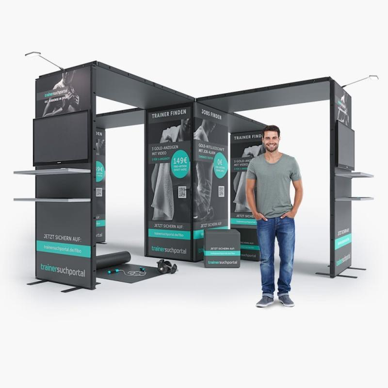 Modular Exhibition Stands Yard : Self build exhibition stands build your own innov displays
