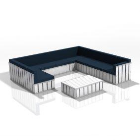 Lounge Box Product Shot