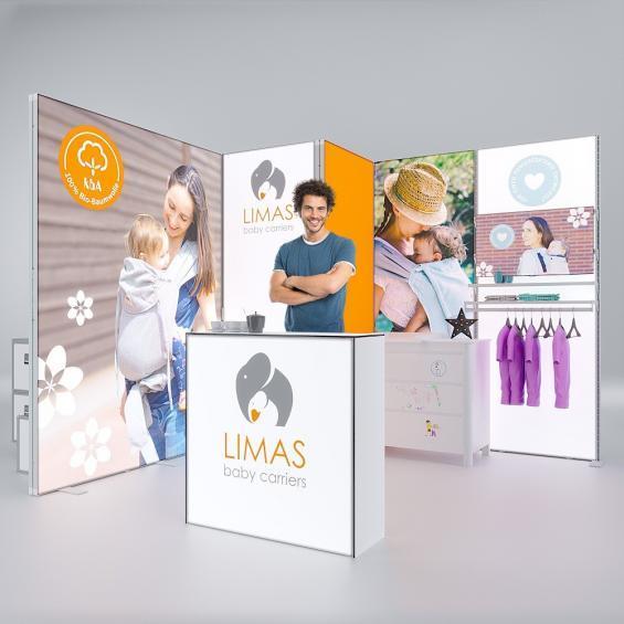 Lumin14 Pro Modular Illuminated Self Build Kit 14 Main 1