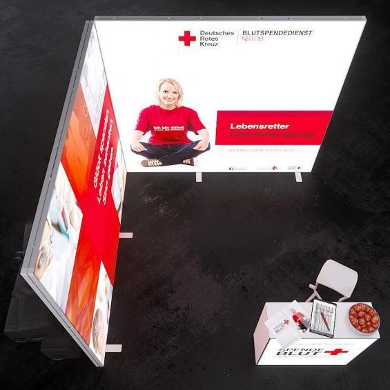 Lumin8 Pro Modular Illuminated Self Build Kit 4 top