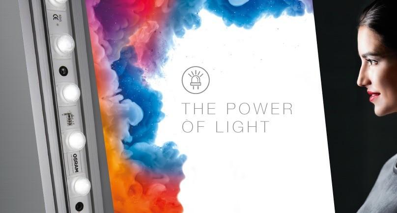 Power of light
