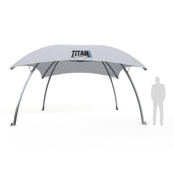 Titan Dome 5x5