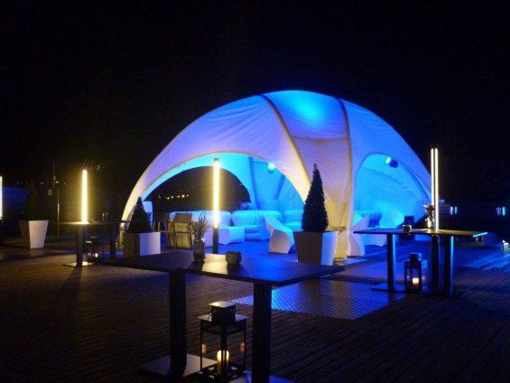 Titan Dome 6x6 1