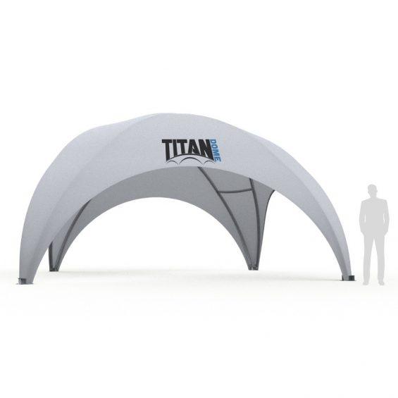 Titan Dome 6x6