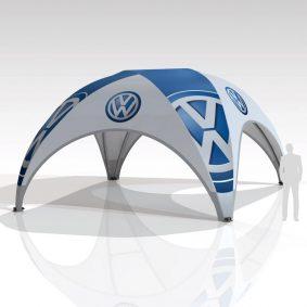 Titan Dome 6x6 VW 100
