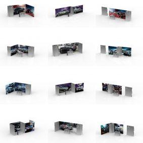 24 Frame Set 2