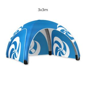 Inflatable Event Tent 17 Fin