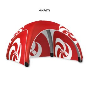 Inflatable Event Tent 18 Fin