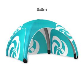 Inflatable Event Tent 19 Fin