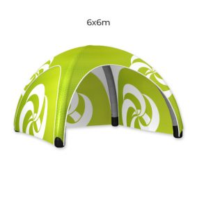 Inflatable Event Tent 20 Fin