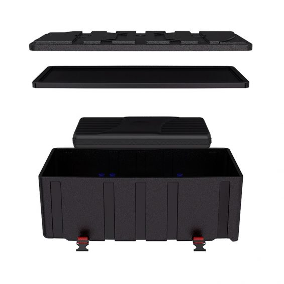 CA700 case packing wavelight casonara light box 01