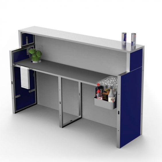 Clever Frame Bar Counter 13