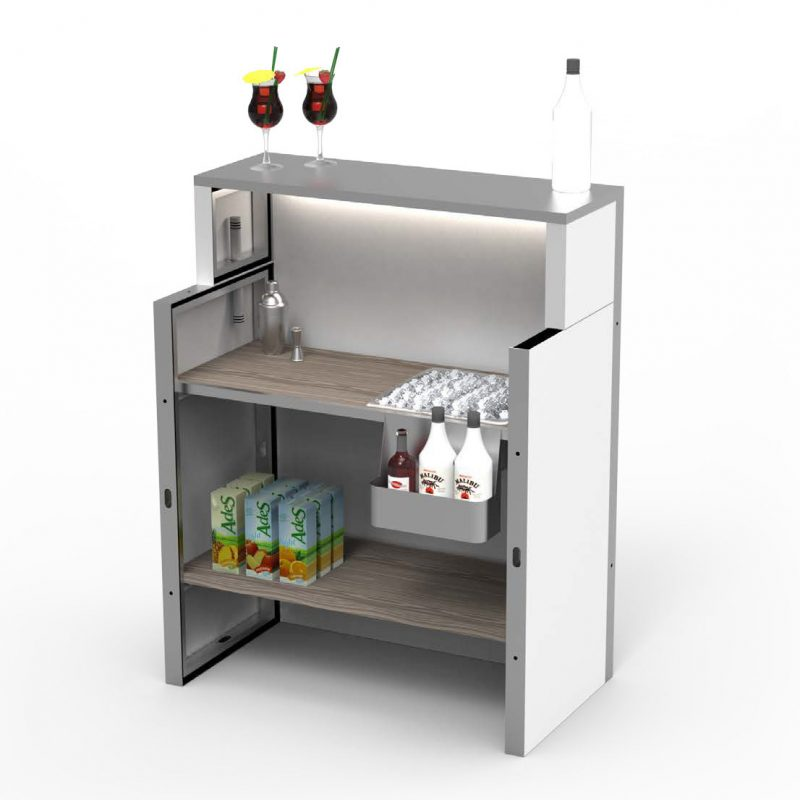 Clever Frame Bar Counter 3