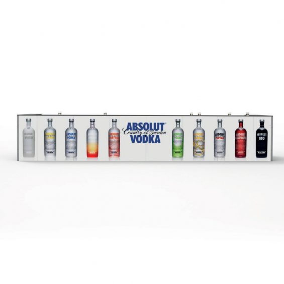 Clever Frame Bar Counter 4
