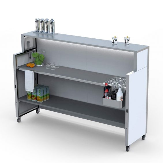 Clever Frame Bar Counter 8