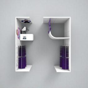 Clever Frame Modular Display 17