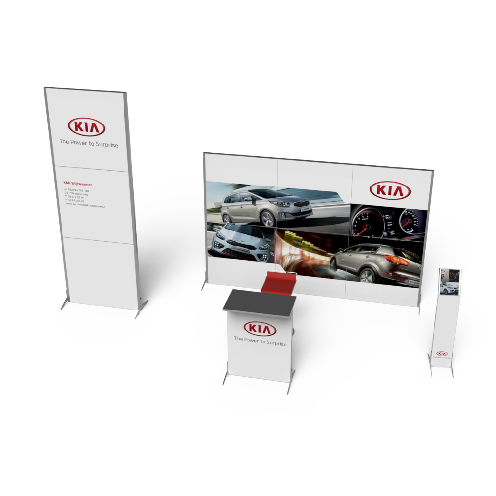 Modular Exhibition Stands Xbox : Clever frame modular kit 10 innov8 displays