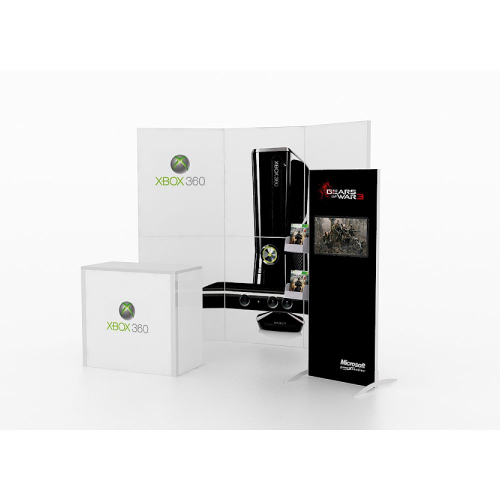Modular Exhibition Stands Xbox : Clever frame modular kit 11 innov8 displays