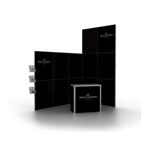 Clever Frame Modular Exhibition Display 21