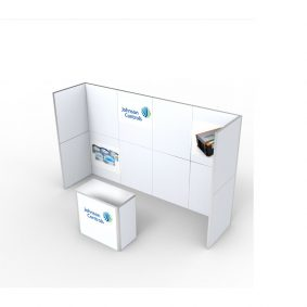 Clever Frame Modular Exhibition Display 3