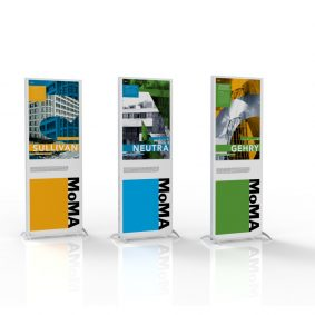 Clever Frame Modular Exhibition Display 30