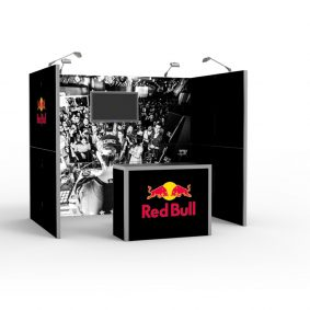 Clever Frame Modular Exhibition Display Stand 23