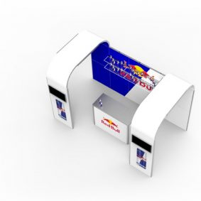 Clever Frame Modular Exhibition Display Stand 26