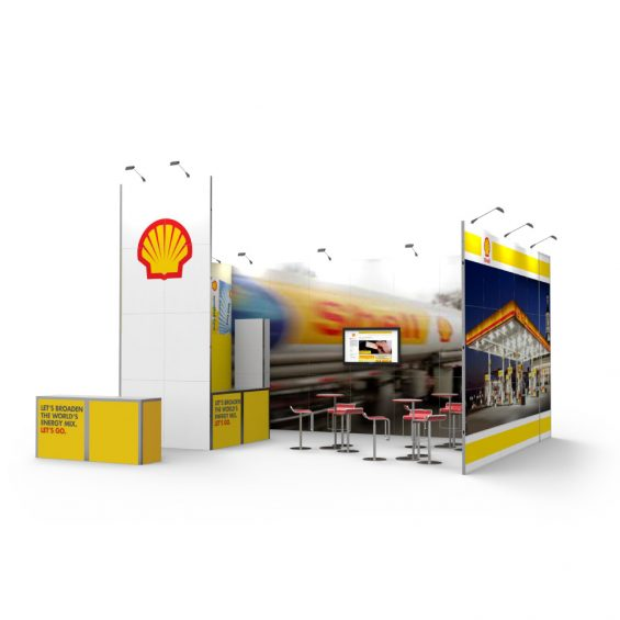 Clever Frame Modular Exhibition Displays 5