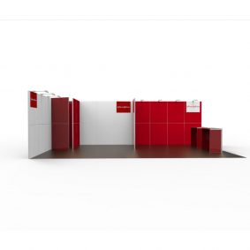 Clever Frame Modular Exhibition Stand 23