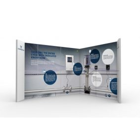 Clever Frame Modular Exhibition Stand 3