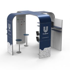 Clever Frame Modular Exhibition Stands 28