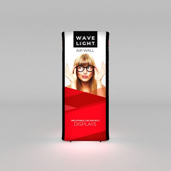wavelight air wall inflatable backlit display 08