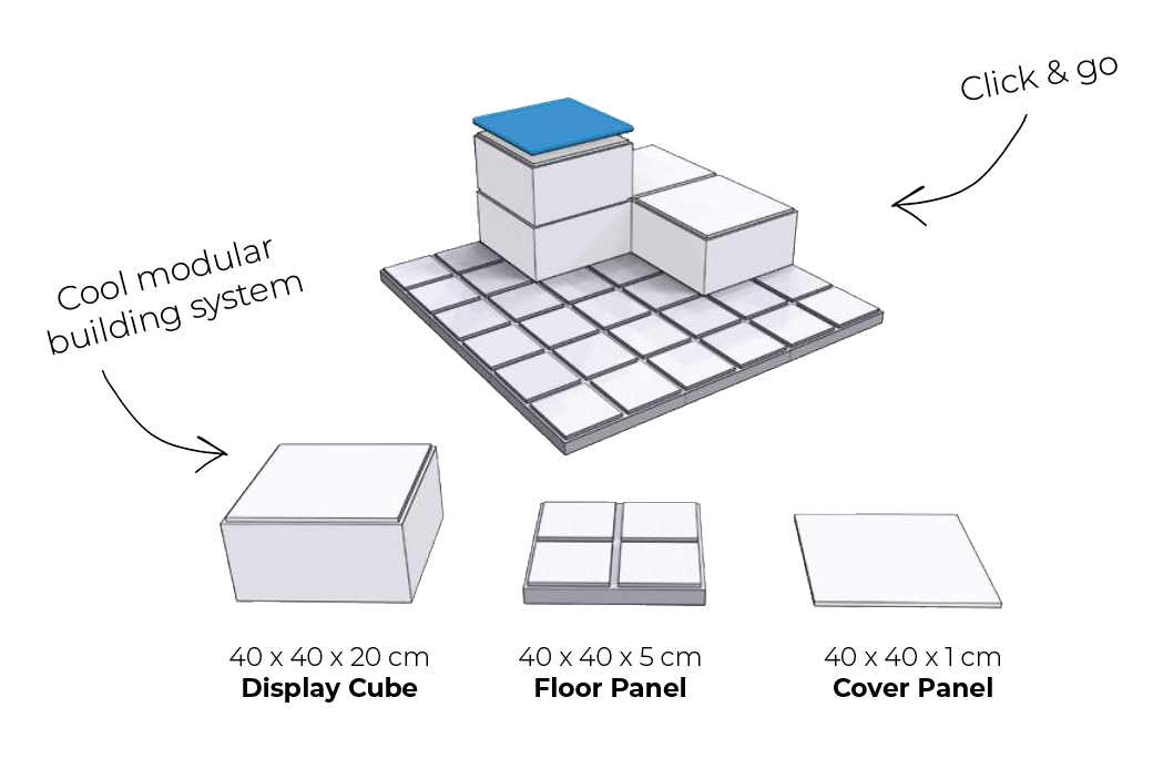 Cool Modular Building System 1