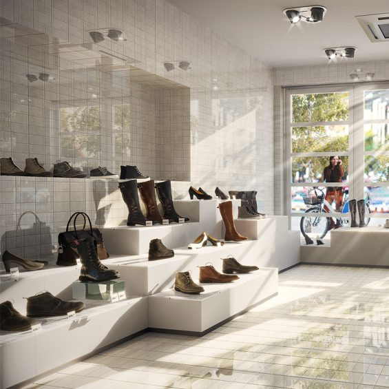 EasyCubes Shoe Store