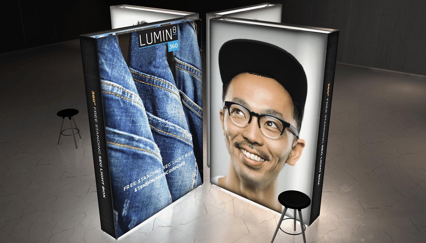 Lumin8 Infinity Lightbox 2 compressor