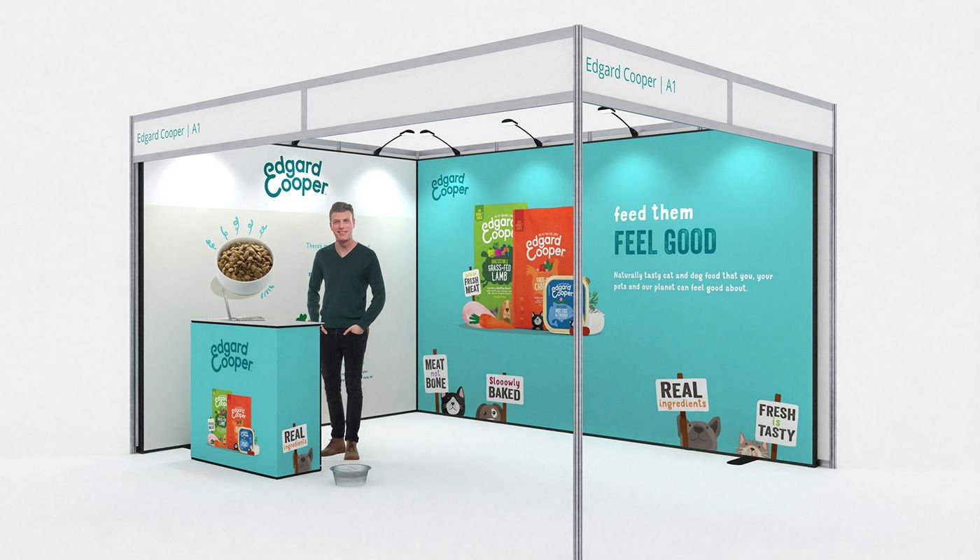 exhibition stands, Portable Displays, Modular Exhibition Stands and Outdoor Displays